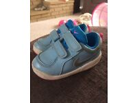 Infant size 5.5 (22) Nike trainers