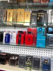 Perfume and toys place for sale
