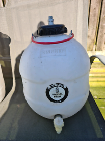 Brewicon 25 litre fermentation tank barrel