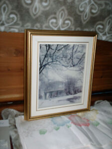 Misc. Home Decorations & Pictures $20.00 each