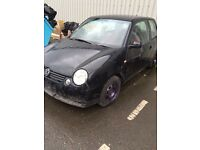 Lupo 1.7 £100 no offers