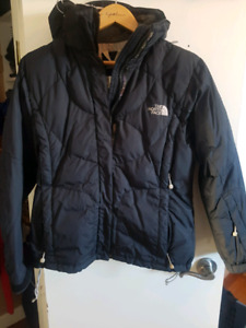 North Face 600 fill down jacket, size S