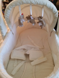 Baby Bassinet and baby bath seat