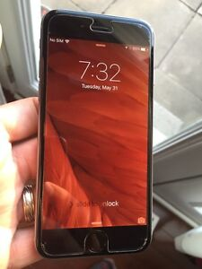 Like New, Unlocked iPhone 6, 16gb, price firm