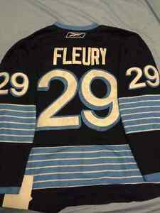 NEW Marc-Andre Fleury Winter Classic Jersey with tags