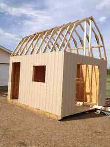 12'x14' shed