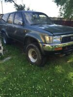 1992 Toyota hilux diesel right hand drive