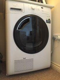 Brand New Whirlpool Condenser Tumble Dryer