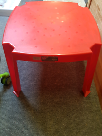 Chad Valley plastic table