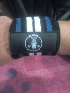 Wrist & Knee Wraps