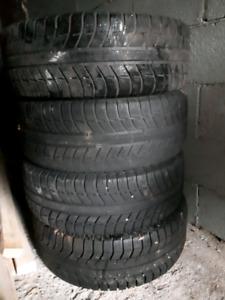 Rims et pneu hiver  5x114