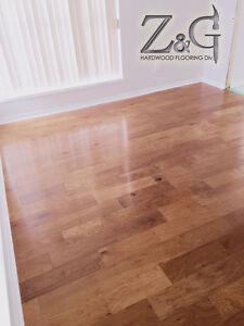 Professional Hardwood Flooring Installation, Refinishing, Stairs Oakville / Halton Region Toronto (GTA) image 5