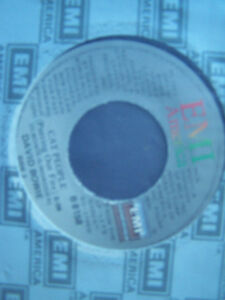 Bowie, Jagger & Prince - Four 45 Vinyl Records for one low price Cambridge Kitchener Area image 4