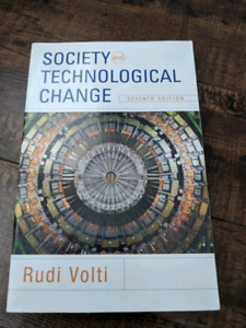 Society & Technological Change. Seventh Edition