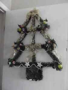 Christmas Tree - hang your tree on the wall