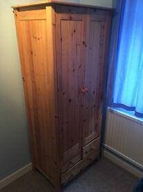 scandinavia 2 Door Wardrobe