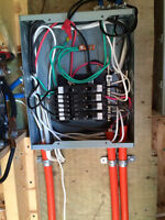 Master Electrician at the best rate for you