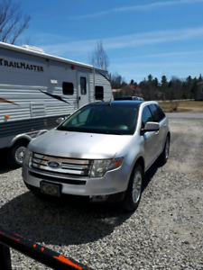 2010 Ford Edge limited awd toit panoramique