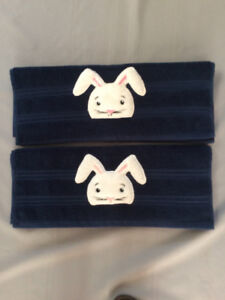 New, Custom Made, Excellent Quality Terry Hand Towels