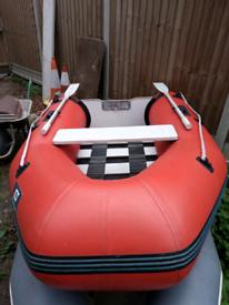Dinghy rib sib inflatable boat outboard kayak canoe