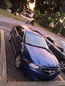 2005 Acura TSX- Sunroof, AC, Leather, New Winter tires, Mags