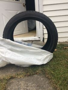 4 pneus d'hiver Blizzak Runflat/4 runflat Blizzak winter tires