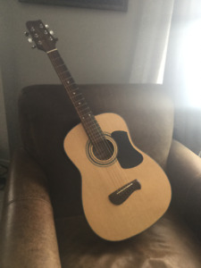 Acoustic guitar Olympia by Tacoma