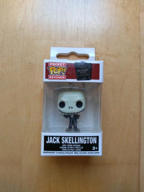 Jack Skellington Funko Pop Keychain | in Meadows, Edinburgh | Gumtree