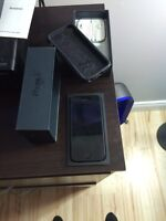 Next to new iPhone 5.