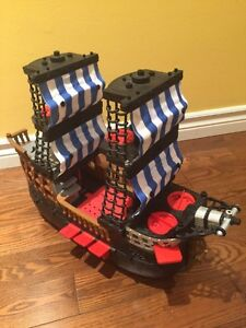 Toy pirate ship Stratford Kitchener Area image 1