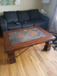 Heavy duty Coffee & end tables