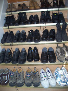 All size,color used safety shoes,CSAapprovd,only$25up NoTax!