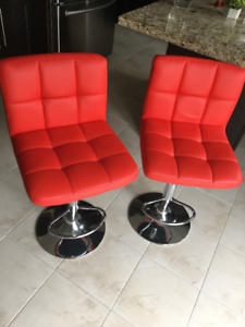 Bar Stools with excellent condition