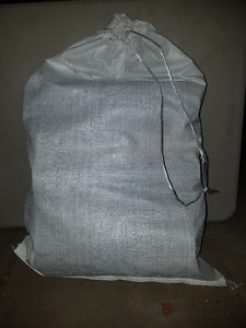 Bags - poly woven