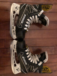 Bauer Supreme 1S Youth Hockey Skates (Size 12D)