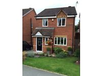NEW ON THE MARKET 3 BED DETACHED
