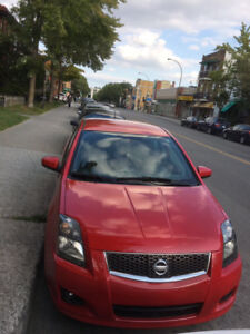 2008 Nissan Sentra SE-R model,asking $5000(price reduced)Négo.