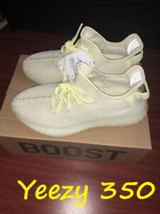 Yeezy 350 Boost - Size 9.5 - NEW in BOX