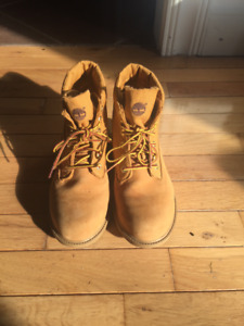 Timberland boots Youth Size 3
