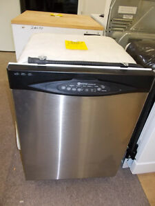 Maytag stainless built in dishwasher with 90 day warranty. $399