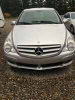 2006 Mercedes-Benz R-Class Wagon - AWD, low, low kms
