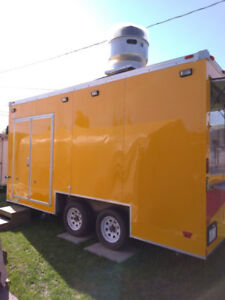 Food trailer for sale! 2011 hauler Ready for business!