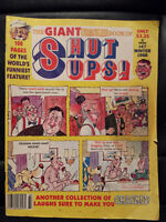 """The Giant Cracked Book of SHUT UPS!"" #47 - Winter 1988"