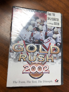 Team Canada DVDs