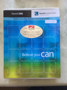 Kurzweil 3000 Educational Systems for Windows