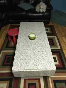 Coffee table and 3 end tables