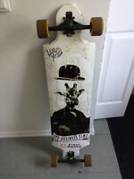 "landyachtz Longboard ""nine to five"""
