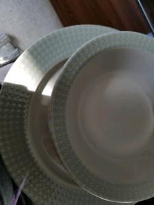 Plates bowls and mugs