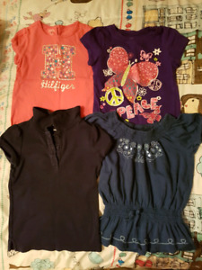 Size 4t shirts short sleeved and long sleeved - $2 each