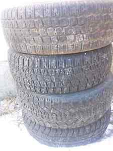 Tires and Rims civic